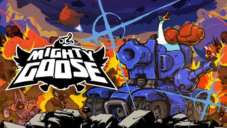 Epic 2D Action Shooter Mighty Goose Finally Hits Nintendo Switch, PS4, PS5, Xbox One, and Steam!
