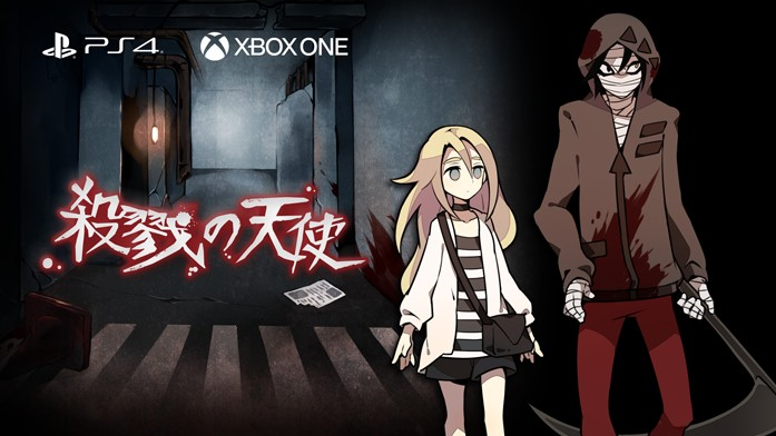 Angels of Death releasing worldwide on PlayStation®4/Xbox One on April 22nd, 2021!