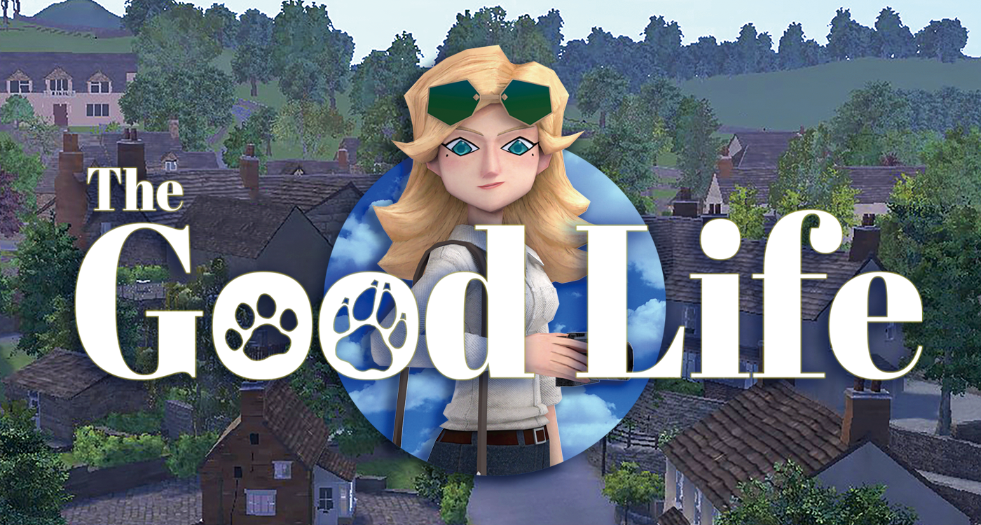 Debt Repayment RPG The Good Life To Be Distributed By PLAYISM  Coming Fall 2021 to Steam/Nintendo Switch/PS4/Xbox One