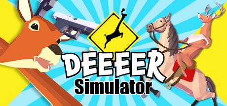 DEEEER Simulator: Your Average Everyday Deer Game