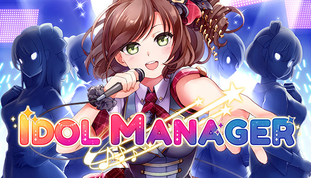 Idol Manager, the idol simulator taking you behind the curtains of the idol industry, is now available!